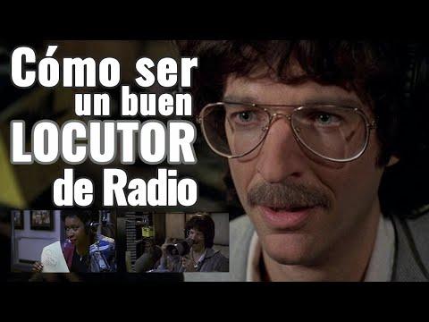 COMO SER UN BUEN LOCUTOR DE RADIO