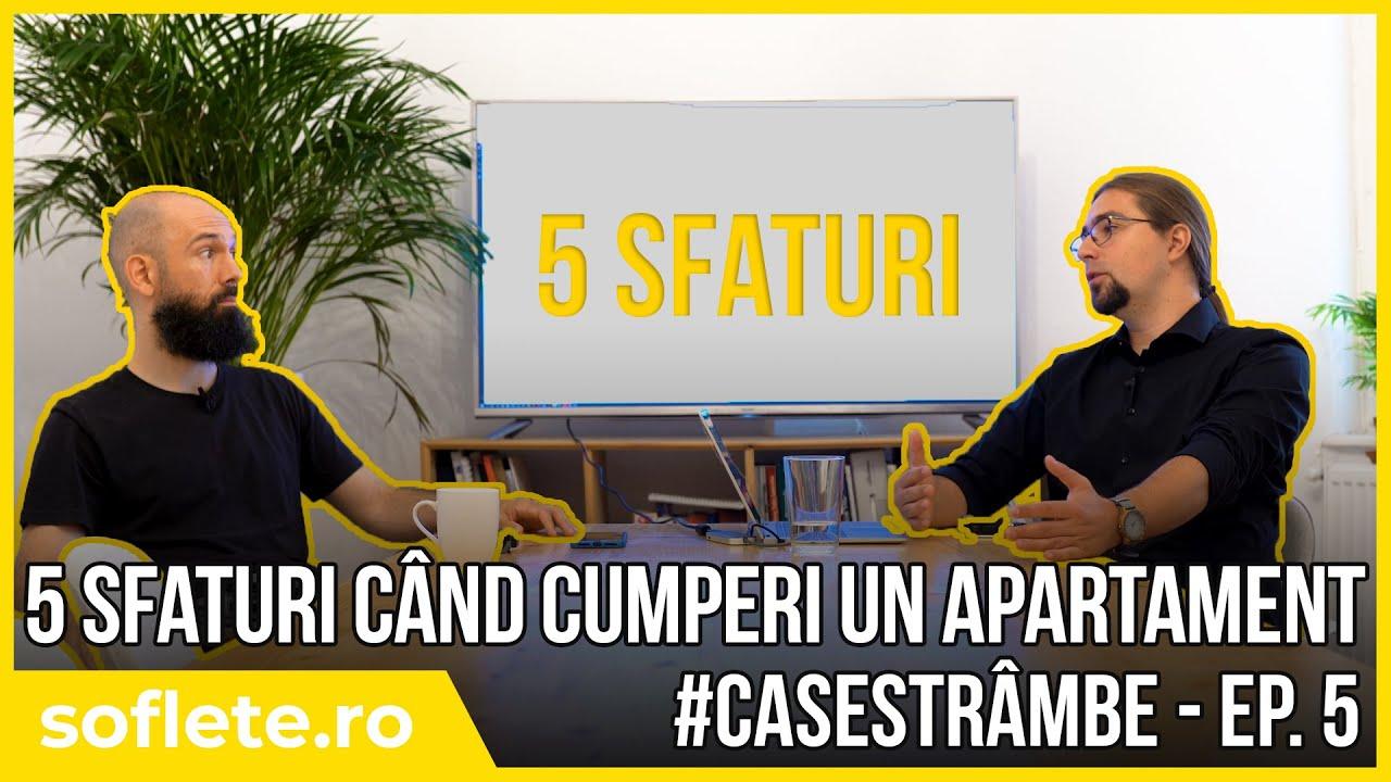 Download #casestrâmbe - 5 sfaturi când cumperi un apartament - ep.5