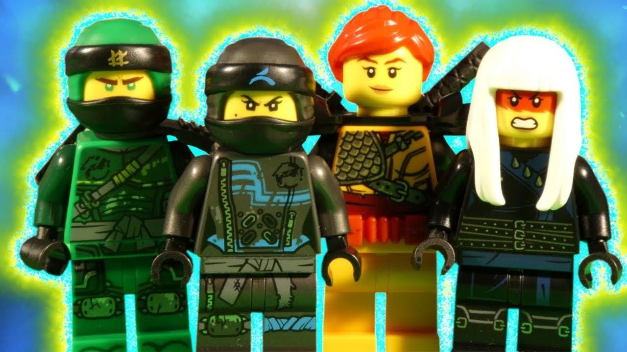 LEGO NINJAGO HUNTED - RESISTANCE BATTLE