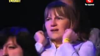 Ukrania Got Talent show Duo &quotFlame&quot