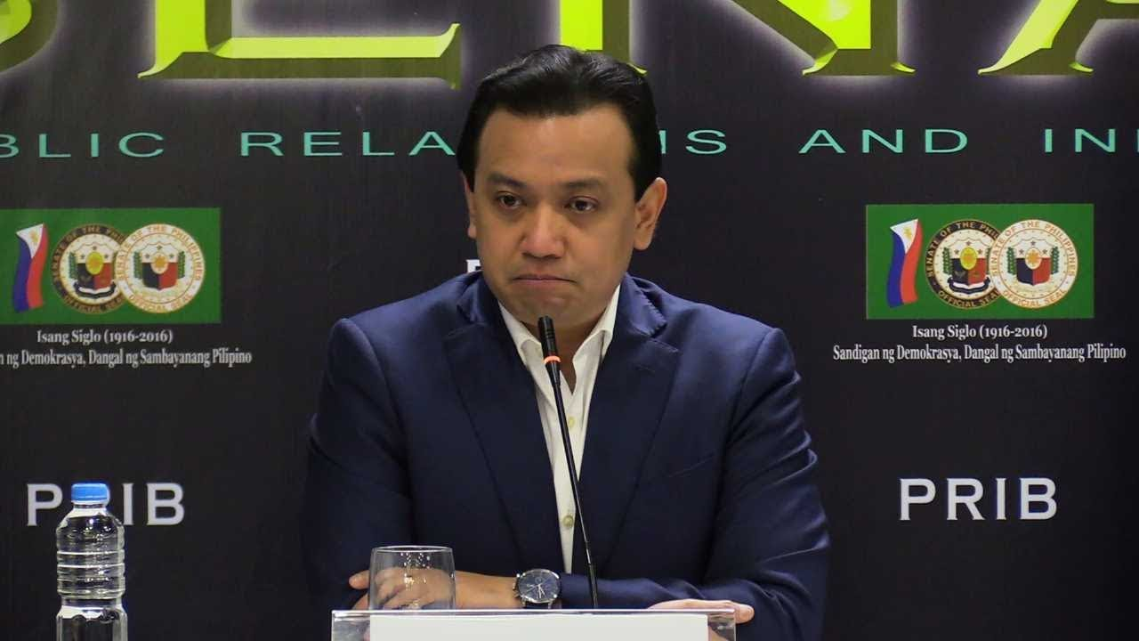 Trillanes: Move to cancel bail 'totally baseless'