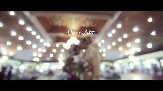 wedding clip unie & adit