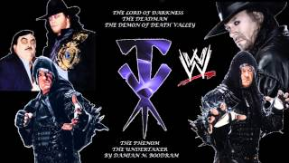 "WWE The Undertaker Unused ""Undertaker"" Theme by Jim Johnston"