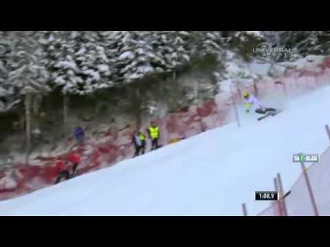 Marcel Hirscher wins Slalom in Alta Badia Инструктор в Mayrhofen Ischgl