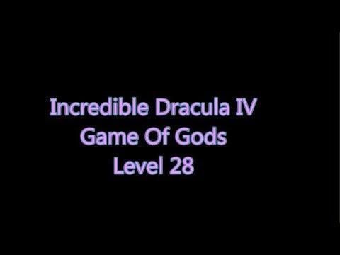 Incredible Dracula 4 - Game Of Gods Level 28 |