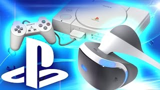 Playstation - The Complete History (1988-2016)