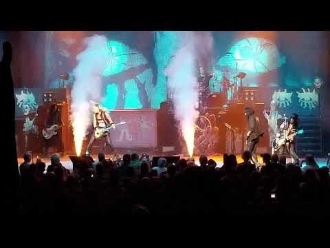GOT YOU UNDER MY WHEELS ALICE COOPER LIVE KAUFMAN CENTER FOR PERFORMING ARTS KANSAS CITY MO 8 6 2018