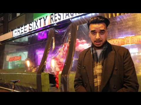 (360) THREE SIXTY Shisha Lounge in Manchester | Vlog