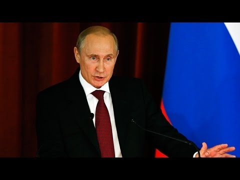 Putin to West: Stop turning world into 'global barracks,' dictating rules to others (FULL SPEECH)