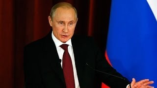 Putin to West: Stop turning world into