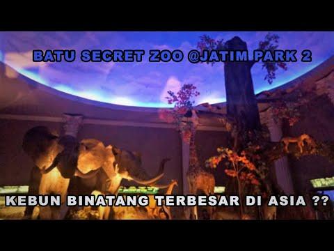 VIRTUAL TOUR - JATIM PARK 2 BATU SECRET ZOO DAN MUSEUM SATWA