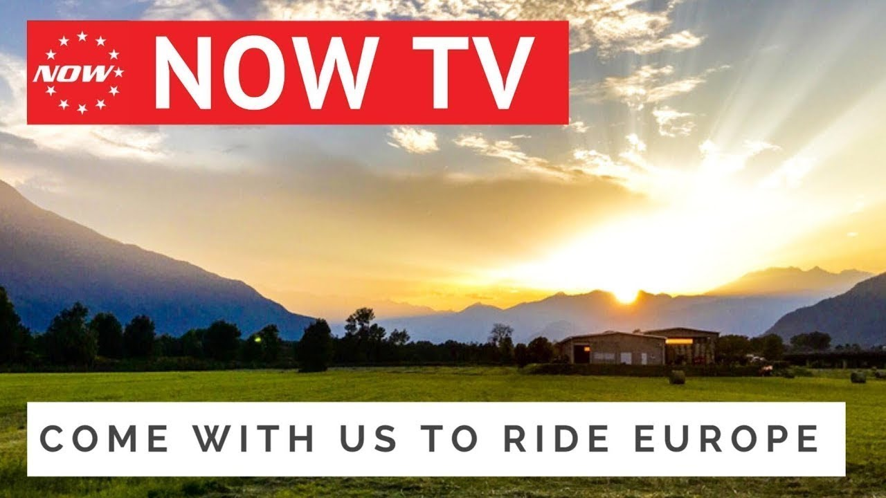 Come with us to ride Europe - bikeNOW EUROPE