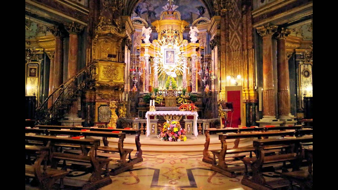 Torino basilica della consolata youtube - La casa della lampadina torino ...