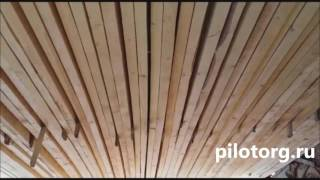 Доска обрезная 40х100х6000(Купить обрезную доску 40х100х6000 можно на этой странице: http://pilotorg.ru/doska-obreznaya-40-100-6000.html Наше предприятие