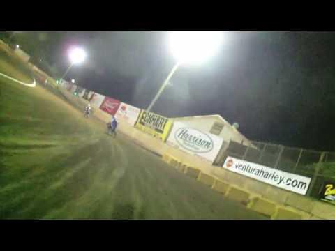 Ventura Raceway Flat Track • 07-23-16 • 125-150cc