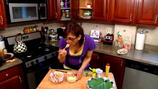How To Make Low-fat Tuna Salad Without Mayo : Healthy Sandwiches & Easy Sides
