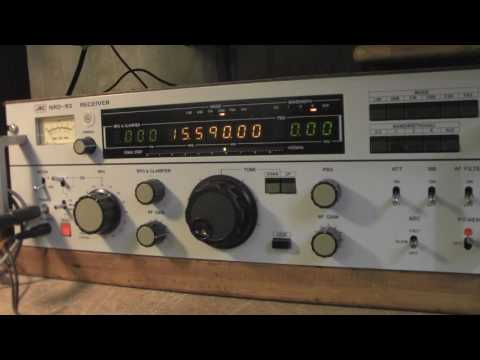 Radio Thailand International JRC NRD-93