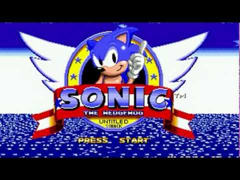 Untitled Sonic 1 Hack v3.71 Demo (Genesis) - Longplay