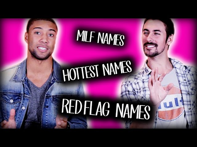 What Boys Think Of Girl Names