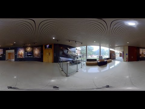 Virtual Tour of the Hubble Control Center: Entryway in Lobby