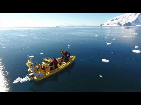 The World Record Ross Sea, Antarctica 2017