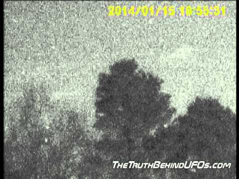 UFOs or orbs over Saint Stephen, South Carolina - 14 January 2014