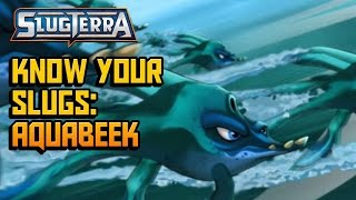 Slugterra Slugisode 22 - Know Your Slugs: Aquabeek