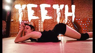 LADY GAGA | TEETH | BRINN NICOLE CHOREOGRAPHY #PUMPFIDENCE