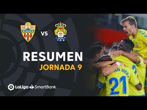 Almeria Las Palmas Goals And Highlights