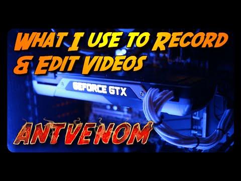 ANTVENOM: My Hardware & Software Run-Down!