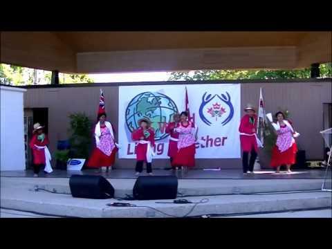 Ravinala Dance Group Tarika Ravinala   Dihy Gasy 01   Vakodrazana