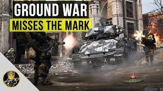 GROUND WAR Misses the Mark! - Modern Warfare Multiplayer Beta