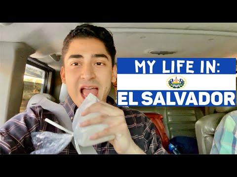 My life in El Salvador 🇸🇻