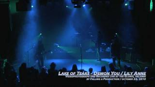 Lake of Tears - Demon You / Lily Anne - Live at the Gloria, Helsinki 2010