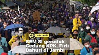 Tuntutan BEM SI ke Jokowi dan Firli Bahuri