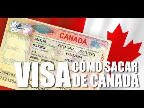 EP.5 Cómo sacar visa de estudio / trabajo   AVENTURA EN CANADÁ
