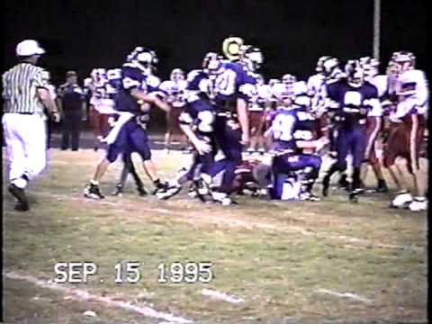 1995 CM EAGLES VS. HIGHLAND BULLDOGS PART 1