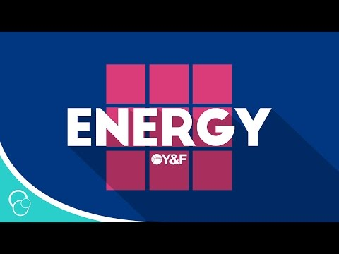 Hillsong Young & Free - Energy (Lyric Video)
