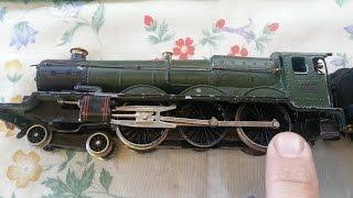 OO Model Railway Wrenn Steam Locomotive Great Western RN4073 being test run