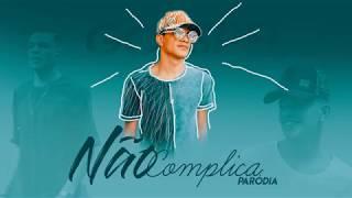 FUNK GOSPEL 2019 (( GABRIEL DE ANDRADE )) NÃO COMPLICA -  PARÓDIA