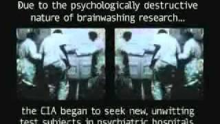 What is Mk Ultra?
