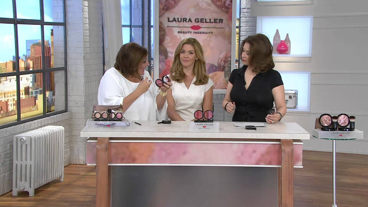 Dream Creams Lip Palette With Retractable Lip Brush - Apricot Berry by Laura Geller #16