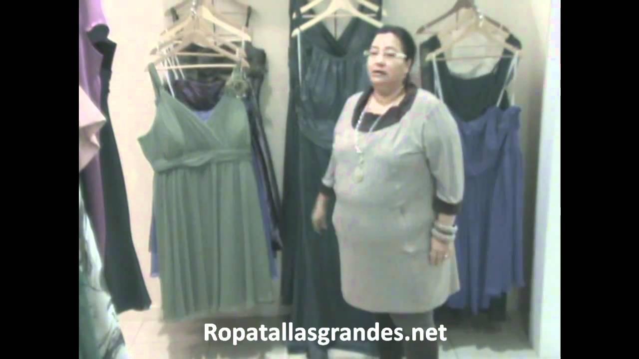 Renta de vestidos de fiesta en tallas extras