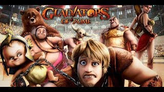 Gladiators of Rome 2012 Animation movies for kids