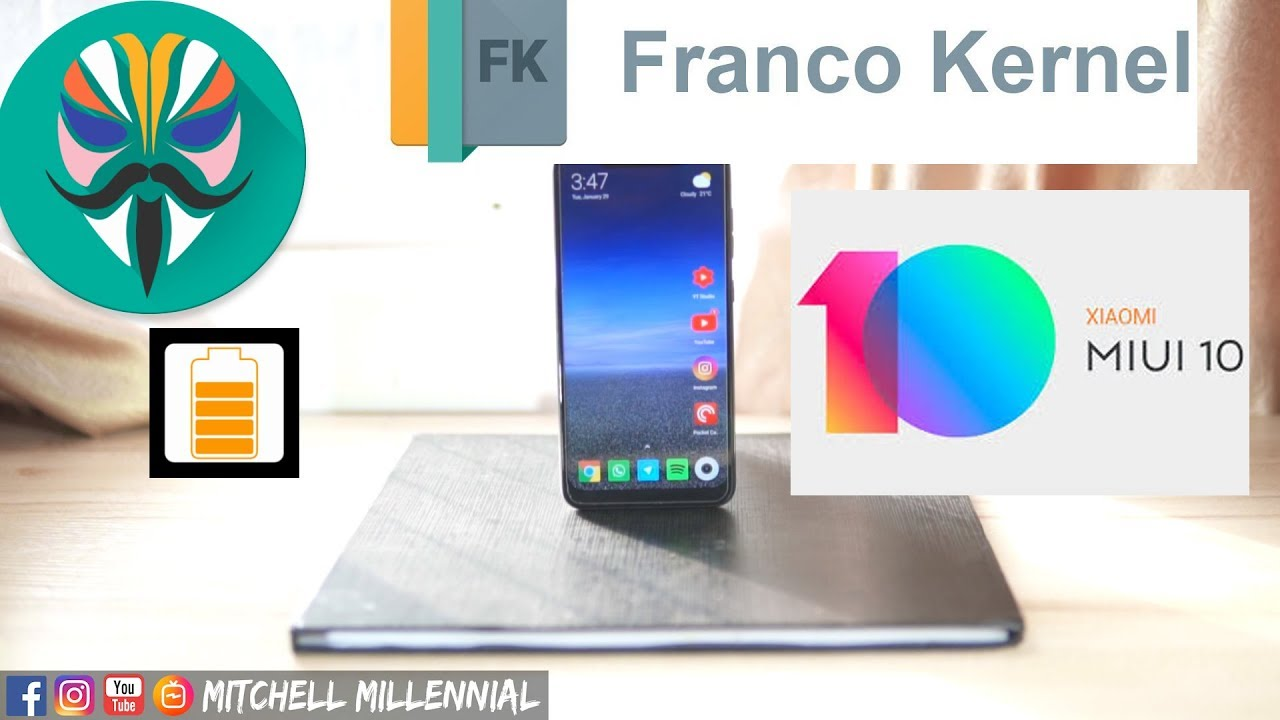 Franco Kernel On The Pocophone F1 With Xiaomi Eu // Phone Tour and Set Up