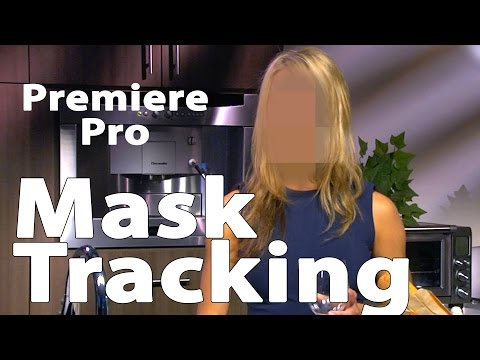Mask Tracking in Premiere Pro