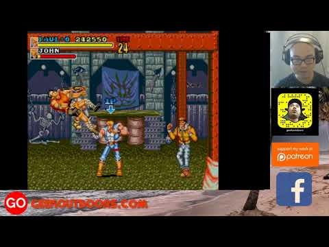 Riot City Arcade (Sega, 1991, Westone Bit Entertainment) | Final Fight | Streets of Rage