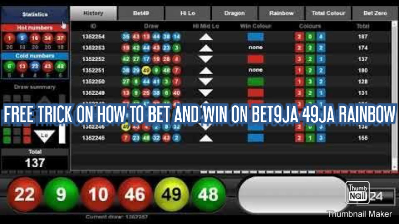 How to bet on bet9ja best roulette betting software images