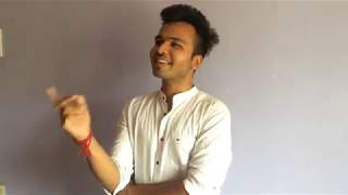 Audition Character Ankit by DIVY SHAH