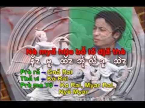 Karenni love song -music video